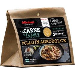 Pollo in Agrodolce kg. 0,500 peso minimo garantito
