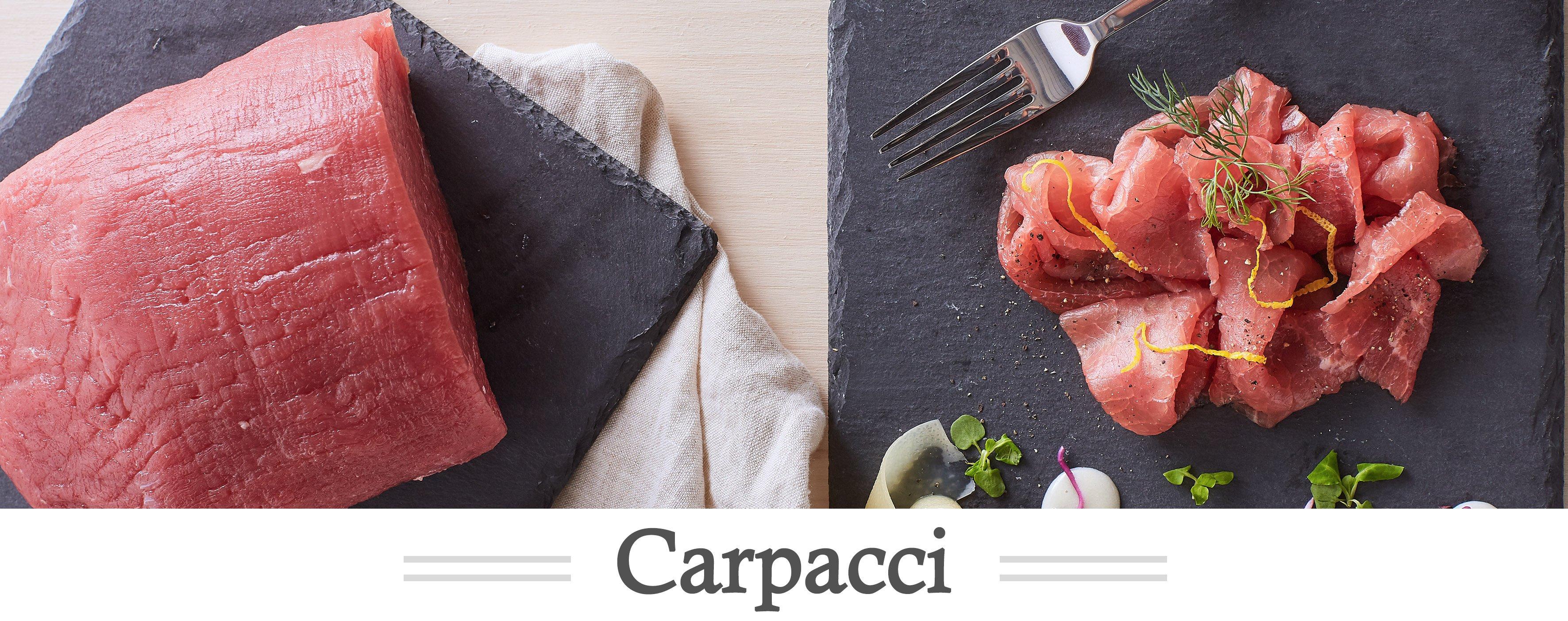 CARPACCI: il piacere leggero