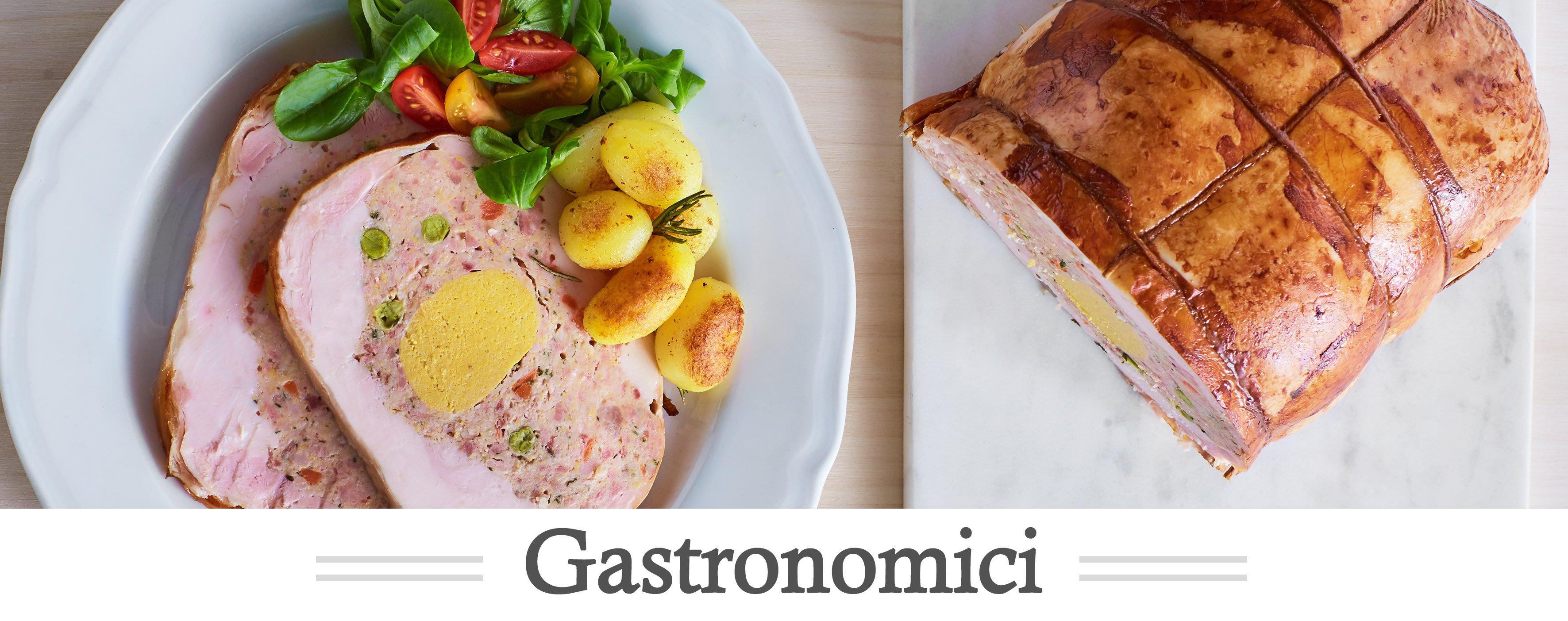GASTRONOMICI: L'artigianalità nel piatto