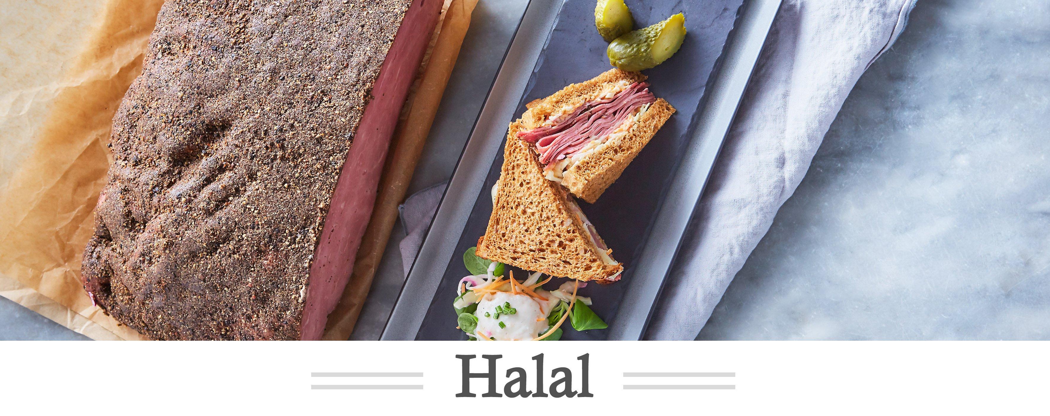 HALAL: Mangiare bene rispettando le regole